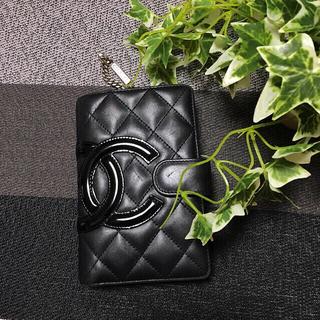 シャネル(CHANEL)の★CHANEL★カンボンライン 二つ折り 財布◟̽◞̽ ༘*♥(財布)