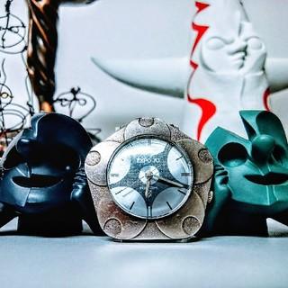 リコー(RICOH)の70年大阪万博記念 リコー館特製腕時計!! 1個⌚ (腕時計(アナログ))