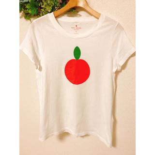 ケイトスペードニューヨーク(kate spade new york)のケイトスペード Tシャツ ビッグアップル(Tシャツ(半袖/袖なし))