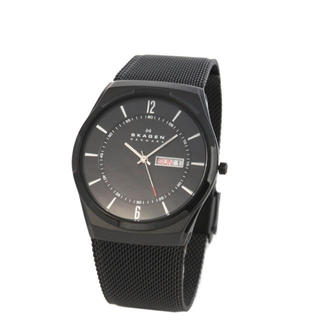 スカーゲン(SKAGEN)のスカーゲン  メンズ 腕時計 メッシュストラップ【SKAGEN】【新品】(腕時計(アナログ))