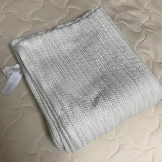 ザラホーム(ZARA HOME)のZARAHOME♡大きめラメ入り ブランケット(毛布)