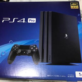 プレイステーション4(PlayStation4)の保証付 ps4 pro (家庭用ゲーム本体)
