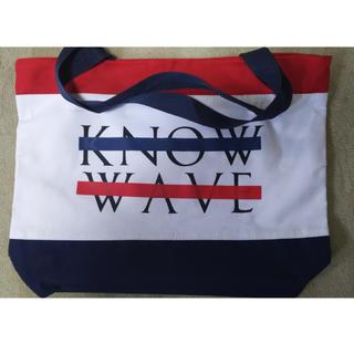 シュプリーム(Supreme)のKnow Wave(ノーウェーブ) Tote Bag U.N.I.T.Y(トートバッグ)