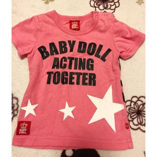 ベビードール(BABYDOLL)のBABY DOLL Tシャッツ(Tシャツ)