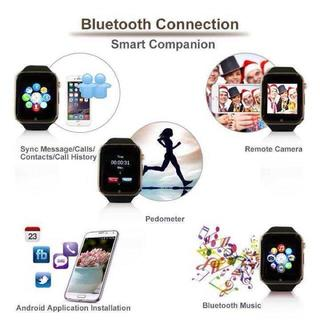 【残り2点♪】 スマートウォッチ Bluetooth搭載(腕時計(デジタル))