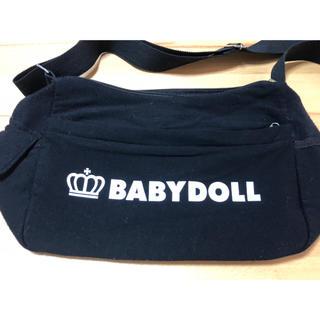 ベビードール(BABYDOLL)のBABYDOLL ブラック ショルダーバッグ(ショルダーバッグ)
