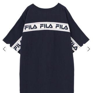 ジェイダ(GYDA)のGYDAFILAコラボTシャツ(Tシャツ(半袖/袖なし))