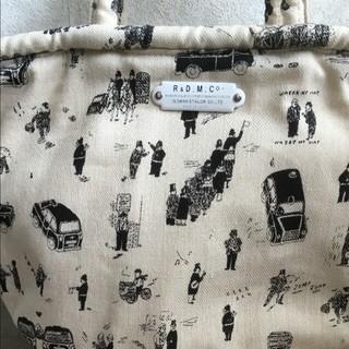 ネストローブ(nest Robe)の美品 オールドマンズテーラー ロンドンタクシー マルシェバック(トートバッグ)