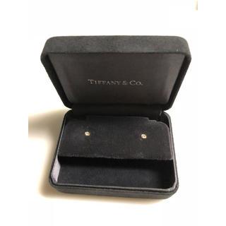 ティファニー(Tiffany & Co.)のバイザヤード ピアス 正規品 ティファニー(ピアス)