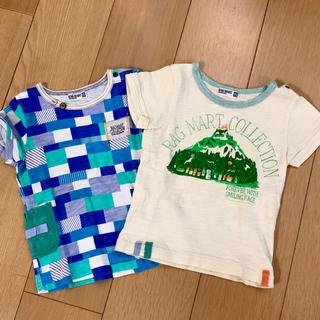 ラグマート(RAG MART)のラグマート  半袖シャツ  95(Tシャツ/カットソー)