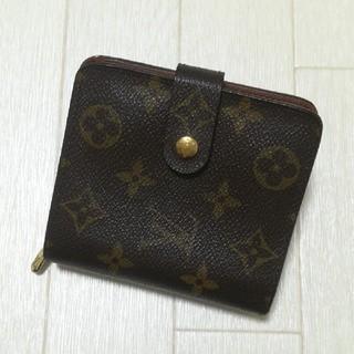 ルイヴィトン(LOUIS VUITTON)の《美品 正規品》ルイヴィトン 折り財布(財布)