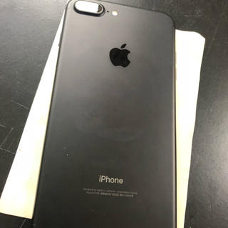 アップル(Apple)のほぼ新品 IPhone7plus 32g SIMフリー(スマートフォン本体)