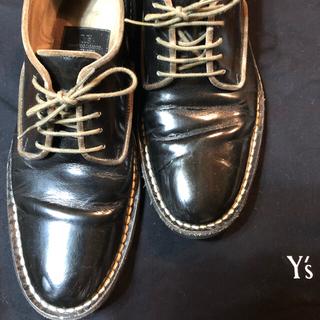 ワイズ(Y's)のワイズ、ドクターマーチンコラボ靴(ローファー/革靴)