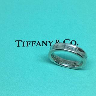ティファニー(Tiffany & Co.)のTiffany & Co. ナローリング(リング(指輪))
