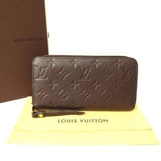 ルイヴィトン(LOUIS VUITTON)のルイ ヴィトン LOUIS VUITTON 長財布 モノグラム テール 1140(財布)