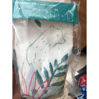 Starbucks Coffee - スタバ ボトルケース ベア