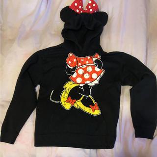 ディズニー(Disney)のミニーパーカー(パーカー)