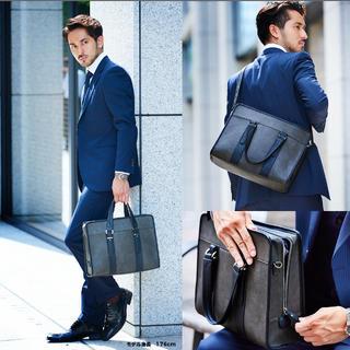新品 ビジネスバッグ ブラック(ビジネスバッグ)