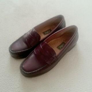 ビームスボーイ(BEAMS BOY)のL.L.Bean美品ローファー(ローファー/革靴)
