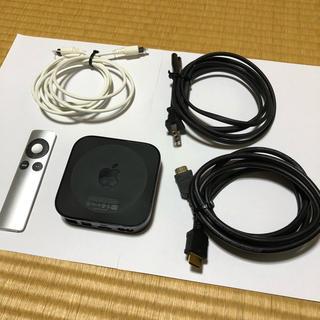 アップル(Apple)の・Apple TV第2世代(その他)