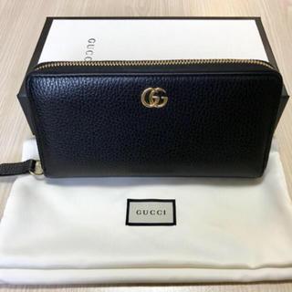 グッチ(Gucci)の正規GUCCI プチマーモント  長財布(財布)