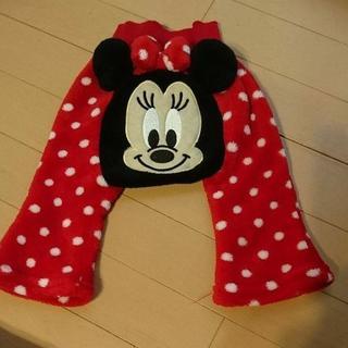 ディズニー(Disney)のミニー モコモコ パンツ 60~70(パンツ)