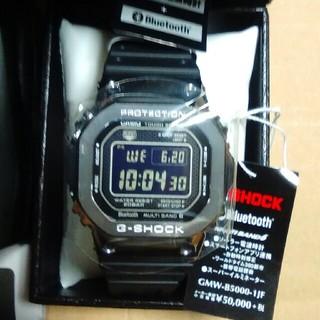 ジーショック(G-SHOCK)のGMW ー B5000ー1JF (腕時計(デジタル))