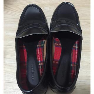 シマムラ(しまむら)のローファー  24センチ(ローファー/革靴)