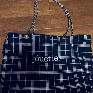 ジュエティ(jouetie)のjouetie チェーンバック (ハンドバッグ)