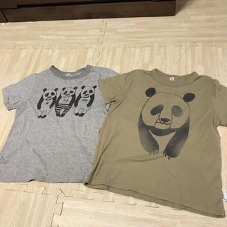 マーキーズ(MARKEY'S)のマーキーズ パンダ Tシャツ(Tシャツ)