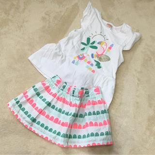 ジンボリー(GYMBOREE)の新品 セットGYMBOREE 12〜18M(Tシャツ)