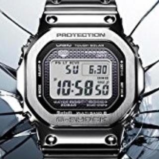 ジーショック(G-SHOCK)のG-SHOCK  GMW-B5000D-1JF 新品未使用(腕時計(デジタル))