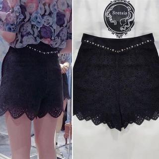スレトシス(Sretsis)のSretsis♡Crispy shorts(ショートパンツ)