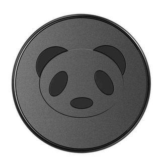 【人気急騰中!】パンダQi ワイヤレス充電器 急速充電(バッテリー/充電器)