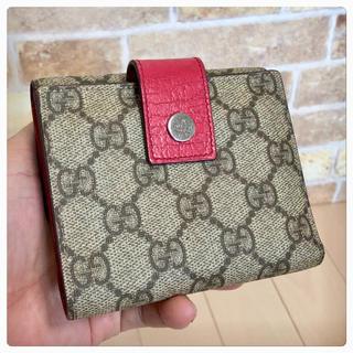 グッチ(Gucci)の《美品》GUCCI(グッチ)折り財布(財布)