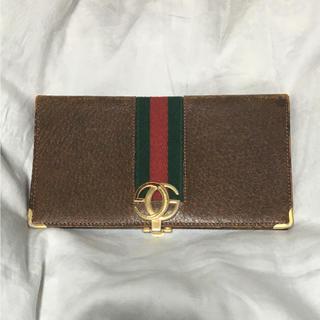 グッチ(Gucci)のOldgucci wallet(財布)