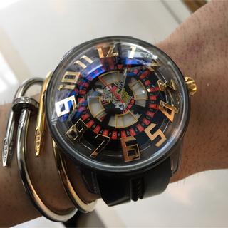 テンデンス(Tendence)のTENDENCE テンデンス キングドーム ブラックジャック(腕時計(アナログ))