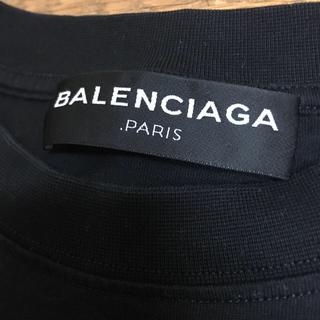 バレンシアガ(Balenciaga)のBALENCIAGA パリTシャツ(Tシャツ/カットソー(半袖/袖なし))