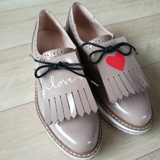 ザラ(ZARA)のzara レディースシューズ(ローファー/革靴)