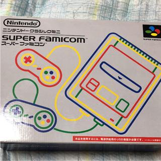 スーパーファミコン(スーパーファミコン)のスーパーファミコンミニ(家庭用ゲーム本体)