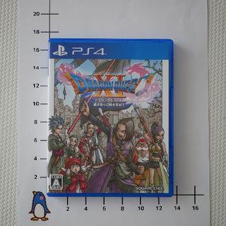 プレイステーション4(PlayStation4)のドラゴンクエスト11(ドラクエ11)(家庭用ゲームソフト)