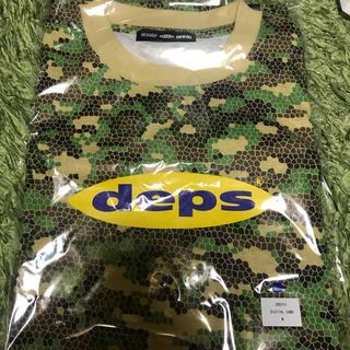 deps tシャツ(ウエア)