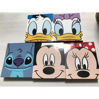 ディズニー(Disney)の東京ディズニーリゾート限定 メモ帳セット(ノート/メモ帳/ふせん)