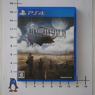 プレイステーション4(PlayStation4)のファイナルファンタジー15(FF15)(家庭用ゲームソフト)