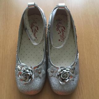 女児フォーマル靴(サイズ18㎝)(フォーマルシューズ)