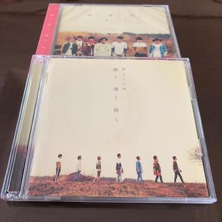 カンジャニエイト(関ジャニ∞)の関ジャニ∞ CD 強く強く強く(アイドルグッズ)