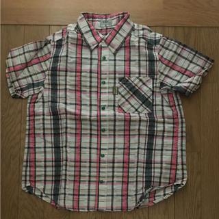 パプ(papp)のpapp 半袖シャツ 140(Tシャツ/カットソー)