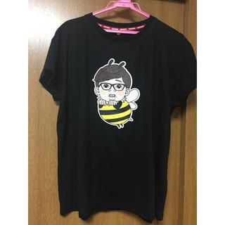 シマムラ(しまむら)のヒカキン Tシャツ メンズMサイズ(Tシャツ/カットソー(半袖/袖なし))