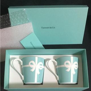 Tiffany & Co. - ティファニー マグカップ新品未使用