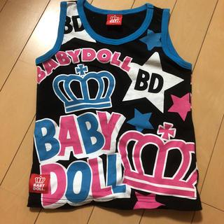 ベビードール(BABYDOLL)のベビド 100(Tシャツ/カットソー)